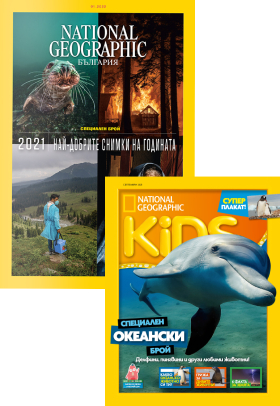 National Geographic + National Geographic KIDS